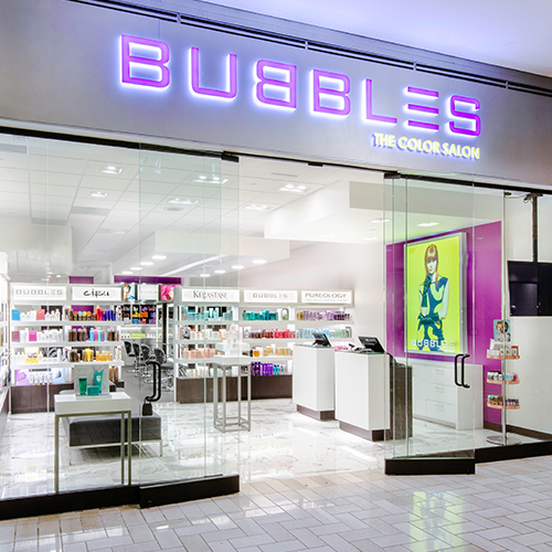 Bubbles Salons Locations, Hair Salons Near My Location | BUBBLES