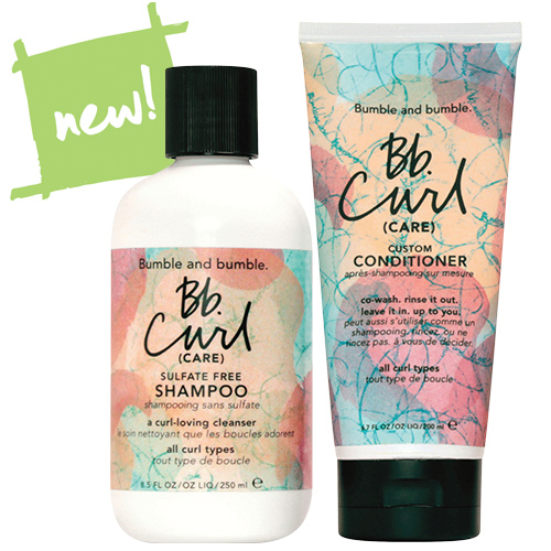 Bb. Curl Shampoo & Conditioner
