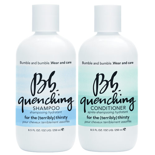 Quenching Shampoo & Conditioner