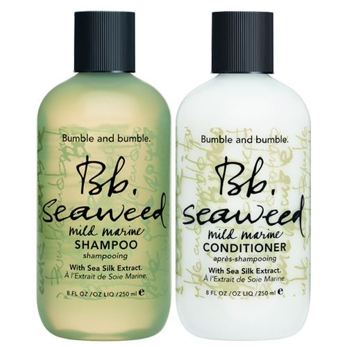 Seaweed Shampoo & Conditioner