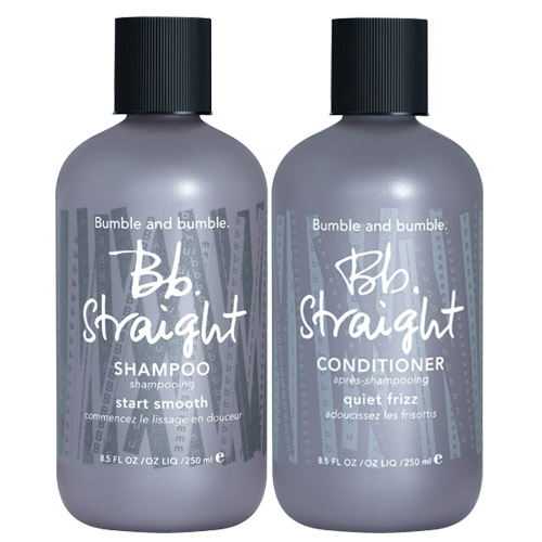 Straight Shampoo & Conditioner