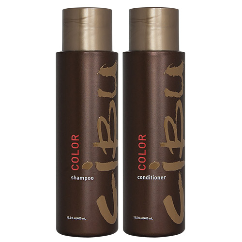 haircare products bubbles