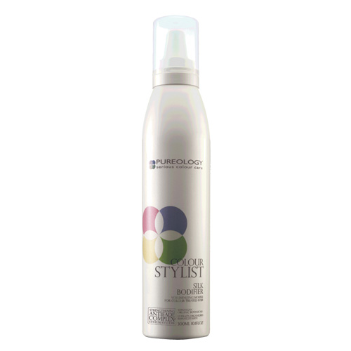Colour Stylist™ Silk Bodifier Volumizing Mousse