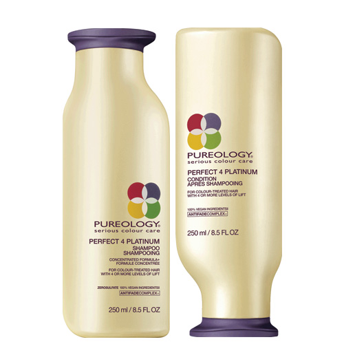 Perfect 4 Platinum™ Shampoo & Conditioner